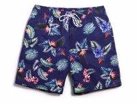 traje de baño azul marino al por mayor-Junta de verano Pantalones cortos Hombres Deportes Azul marino Swimmimg Troncos Pantalones cortos Traje de baño Traje de baño para hombre Tablero de surf para hombre Corredores cortos A4