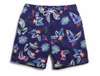 homens de banho de verão venda por atacado-Shorts Board verão Esportes Dos Homens Da Marinha Swimmimg Azul Shorts Swimwear Swim Maiô Mens Surf Board Curtas Corredores A4