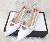 Wholesale multi effects light - AAAAA Quality Women Metallic Leather Pump 6.5cm Bamboo Effect High Heels Sandals Shoes,Point Toe,Size 35-40,Free Shipping