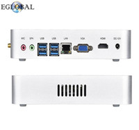 Wholesale hdd vga for sale - Group buy Eglobal th Gen Gaming Computer i5 barebone Silver Mini pc V2 U Support SSD and HDD Intel Core i5 U with WIFI VGA