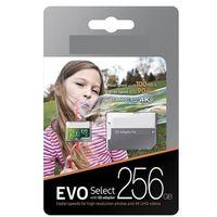 câmera mb venda por atacado-256 GB 128 GB Micro SD Cartão de Memória 64 GB EVO Selecione 100 MB / s Classe 10 para Smartphones Câmera Galaxy Note 7 8 S7 S8