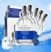 Wholesale Wholesale Products Korea - Hyaluronic Acid Moisturising Face Mask Sheets AHC Premium Hydra Smoother Mask Whitening Skin Care Product Korea Facial Mask