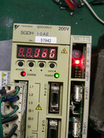 Wholesale servo driver motor for sale - Group buy Yaskawa SGDH AE kW Servopack V AC SERVO Motor DRIVER phase Used