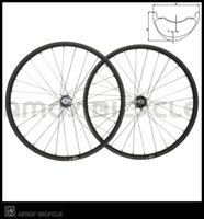ingrosso ruote offset-Amoy Offset set ruote in carbonio MTB 29er ruote in carbonio hookless 40W * 25D XC ruote bici MTB mano mountain wheelset