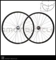paire de roues vtt carbone achat en gros de-Amoy Offset MTB carbone wheelet 29er carbone sans crochet roues 40W * 25D XC VTT vélo roues main mountain wheelet
