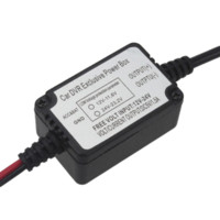 sabit kayıt cihazı toptan satış-Orijinal VIOFO Kablolu Kablo 0801 A119 A119S A118 A118C A118C2 B40 Araba Kamera DVR Sert tel Seti Kablo Sigorta Mini USB Kaydedici