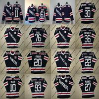 Wholesale Jersey 76 - 93 Mika Zibanejad Jersey 2018 Winter Classic New york Rangers 10 J.T. Miller 76 Brady Skjei 22 Kevin Shattenkirk Hockey Jerseys Cheap