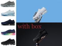 Wholesale Paisley Fabric Brown - New Vapormax Casual Shoes For Sport Shoe Hot Corss Hiking Jogging Walking Outdoor Shoe Size 36-45.men and women.Send