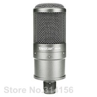 Wholesale suitcase card - Top Quality Takstar SM-8B Condenser microphone computer microphone recording the song with a sound card,without suitcase