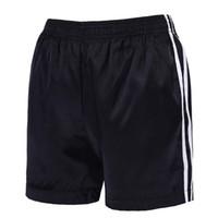 pantalones cortos de gimnasia ajustados mujeres al por mayor-Pantalones cortos de running para mujeres Pantalones cortos para correr Gimnasio corto para mujeres Cool Woman Sport Short Fitness 2018