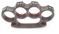 Wholesale knuckles dusters belt for sale - 1PCS BRASS KNUCKLE DUSTER METAL THICK BELT BUCKLE