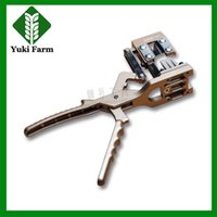 Wholesale professional garden tools online - High quality grafting machine grafting clip tool high survival grafting knife shears professional garden graft tools