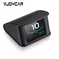 ingrosso gps della porcellana dvd-VJOYCAR P10 T600 Automobile OBD2 Computer GPS Auto OBD digitale Guida Tachimetro Chilometraggio Tensione Temperatura TFT Display