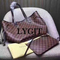 Wholesale Branded Wallets For Ladies - Fashion bags Women Luxury Brand Lady Leather Handbags wallet Shoulder Bag Tote Clutch Women Bags Designer For Women 2018 NEW