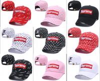 ingrosso lettere del cappello acrilico-2018 Donna Snapback Snapbacks Berretti da baseball Snapbacks Hip Hop Snapbacks Berretti da baseball