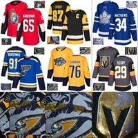 Wholesale Pittsburgh Embroidery - 2018 New Style Special Embroidery Jersey New York Rangers Vegas Golden Knights Pittsburgh Toronto Maple Leafs Ottawa Senators Jerseys