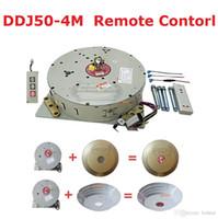 control remoto de elevación al por mayor-Auto control remoto Hoist Chandelier Crystal Chandelier Winch Lighting Lifter DDJ50-4M (peso máximo nominal 50kgs) Garantía 5 años