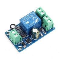Wholesale 12v battery off switch for sale - Group buy pc Power OFF Protection Module Automatic Switching Module UPS Emergency Cut off Battery Power Supply V to V Control Boar