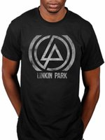 Wholesale linkin park t shirts - Official Linkin Park Concentric T-Shirt Meteora Recharged A Thousand Suns Rock