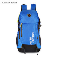 3c501b5a1dfe Wholesale soldier backpack online - SOLDIER BLADE Multifunction Outdoor  Traveling Riding Biking Light Weight Water Resistant