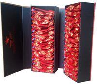 Wholesale Tie Gift Box Packaging - 250g High Grade China Green Tea Tie Guan Yin Oolong Organic Tea Wulong Tieguanyin Ironguanyin Gift Box Package