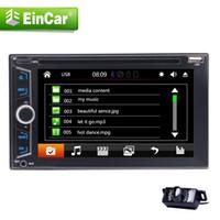Wholesale dash camera navigation for sale - Group buy IR Remote Control Backup camera din autoradio in dash car DVD CD player headunit double din gps navigation radio stereo radio Bluetooth