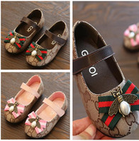 Wholesale shoes female princess for sale - Group buy Children s Shoes new spring and autunm girls shoes children shoes black white pink red Princess female students