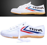 Wholesale natural rubber flooring - 2018 hot sell Feiyue Ultra light Classic casual shoe Canvas shoes Natural rubber shoes Kung fu martial arts women's Flat shoes men's shoe