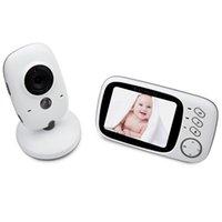 lcd baby monitor оптовых-VB603 ЖК-монитор для новорожденных
