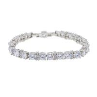 Wholesale rhodium bracelet for boys for sale - Group buy 2018 Lab diamond bracelet wedding enegagement jewelry for men boy iced out bling hiphop diamond bracelets