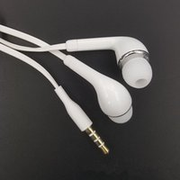 Wholesale samsung s5 headset online – High Quality J5 Headphone In Ear Earphone With Mic and Remote Stereo mm Headset For Samsung Galaxy S8 S7 S6 S5 S4
