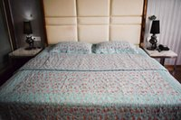 Wholesale king size bedding coverlet online - High Quality Summer Quilt Set Cotton Quilts Sets Quilted Bedspread Bed Cover Sheets Pillowcase Coverlet King Size by