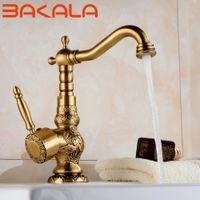 ingrosso rubinetti a mano singola in bronzo-Rubinetti lavabo Miscelatore monocomando per vasca da bagno Miscelatore monocomando per vasca da bagno in bronzo di alta qualità