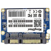 pc katı hal toptan satış-Freeshipping 1.8 inç Yarım Ince SATA II H100 Küçük Kapasiteli SSD Promosyon Dahili Katı Hal Sürücü Hız Yükseltme Kiti PC H100 32 GB
