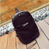 moda sırt çantaları toptan satış-Moda Marka Bel Çantaları Ünlü Tasarımcı Bel Çantaları Marka BackPacks kadın Yüksek Kaliteli Zincir Sırt Çantaları Erkekler Imitasyon Marka Çanta