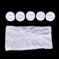 Wholesale black magic towels for sale - Group buy 20pc Portable Travel Cotton Compressed Towel Mini Face Care Magic Towel For Outdoor Sports Tracvel