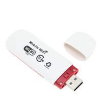 3g karte laptop großhandel-Drahtloser USB WiFi Dongle Universal 3G USB Modem WCDMA LAN Netzwerk WiFi Adapter mit SIM Kartensteckplatz 802.11b / g / n für PC Laptop