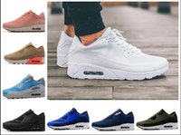Wholesale Patchwork Cushions - Hot Sale Drop Shipping Famous Air Cushion 90 ultra 2.0 essential Mens Athletic Sneakers Sports Running Shoes Size 40-46