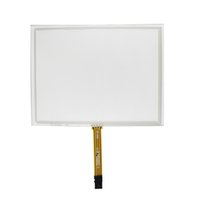 New Compatible 8 inches (183mm*141mm) Touch Screen for EJ080NA-5A AT080TN52 V.1 Industrial Grade Handwriting Screen