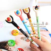 Wholesale free office supplies for sale - Group buy 8pcs birds Ballpoint pen cute funny kawaii pens Novelty canetas rollerball pen school supplies Office S18142