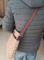 Wholesale messengers bags - The Newest Classic Shoulder bag Mens Fashion Messengers Bag Women Crossbody Bags Famous Shoulder Satchels Bag Man Flap Black BEIGE