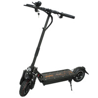 Wholesale UBGO V V W Double Drive Folding Electric Scooter For Adults