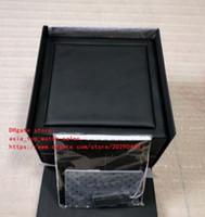 caja de reloj 16 al por mayor-Las ventas de fábrica de lujo de alta calidad reloj de la marca caja original de papel cajas de bolso calibre 5 calibre 16 TAG movimiento automático para hombre relojes uso