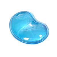 настольная мышь оптовых-MOSUNX сердце кремния коврик для мыши ясно браслет Pad для настольного компьютера прекрасный подарок Futural цифровой drop Shipping F20