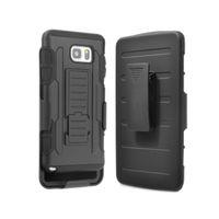 будущие телефоны оптовых-Для Galaxy S7 будущее броня Case влияние гибридный жесткий телефон Case Cover + зажим для ремня кобура Kickstand Combo для Samsung Galaxy S7 Edge