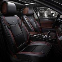 проектирование интерьера автомобиля оптовых-Универсальный автомобиль аксессуары интерьер автокресло обложки для седан полный окруженный дизайн прочный PU кожаные сиденья обложки для внедорожник