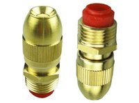 Wholesale Hot Patio Lawn inch Degrss Connector Thread Water Sprinkler Irrigation Spray Nozzle Watering Head Garden Brass Supplies