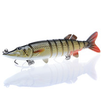 Wholesale lure women for sale - Group buy Multi Section Bait Plastic Bionics Hard Fake Men Women Offshore Angling Pesca Fishing Lures Easy Carry Polychromatic yy cc