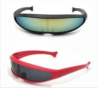 anti-sand-gläser großhandel-Heißer Verkauf Unisex Motorrad Schutzbrille Fahrrad Sonnenbrille UV 400 Anti Sand Wind Brille Kostenloser Versand