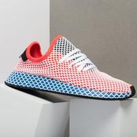 spor ayakkabıları adı toptan satış-(Kutu ile) 2018 SıCAK SATıŞ Yeni Orijinaller DEERUPT RUNNER AYAKKABı mans bayan ayakkabıları spor ayakkabı koşu ayakkabısı Büyük adı CQ2624 szie 36-45